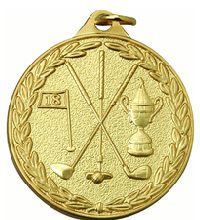 Athletes Sports Medals Golf