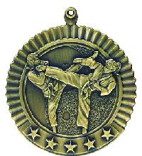 Athletes Sports Medals Karate