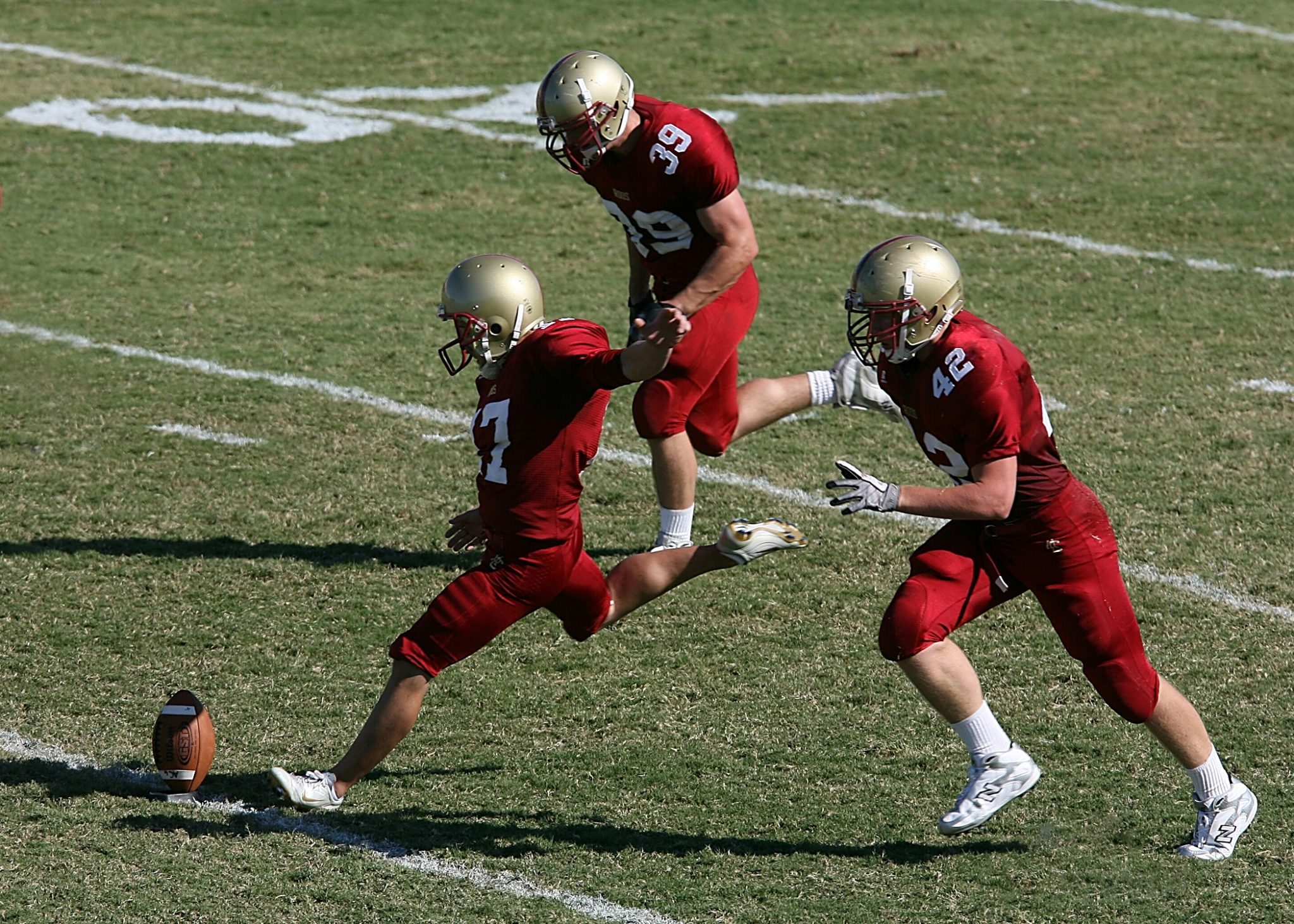 Gifts for High School Football Players