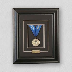 Race Medal Display Frame