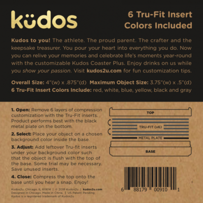 Kudos Box Back