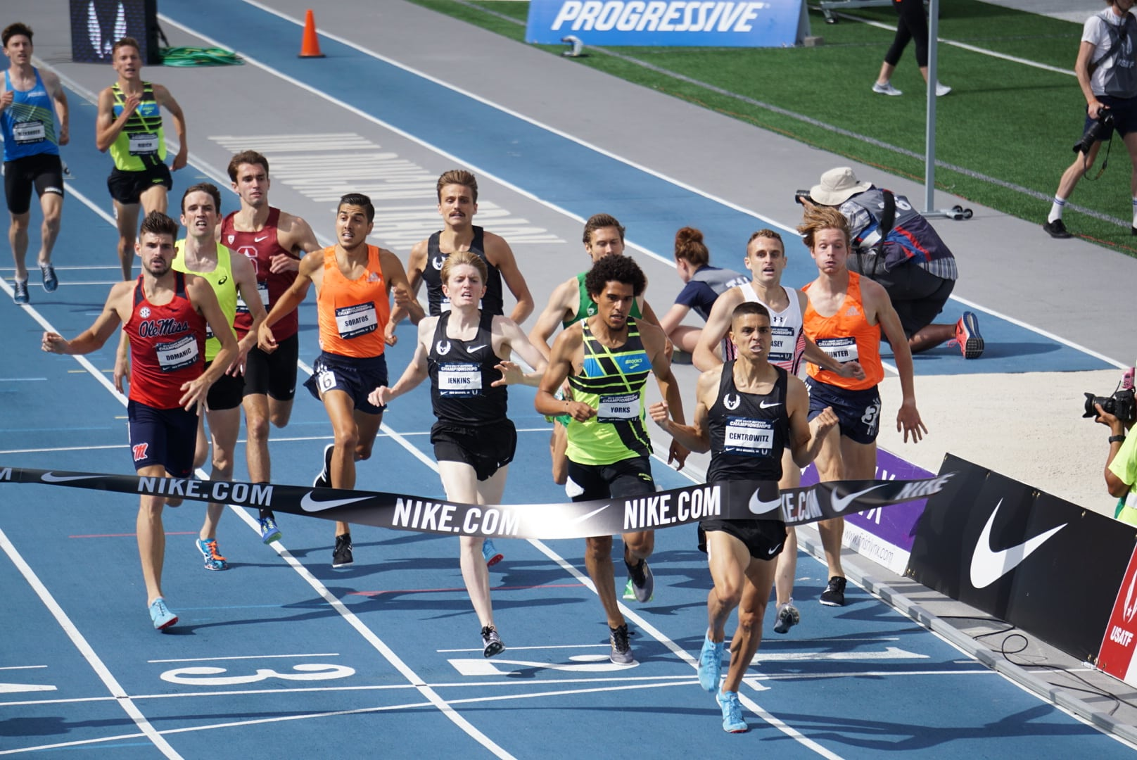 Check out these highlights from the 2018 USATF Outdoor Championships.