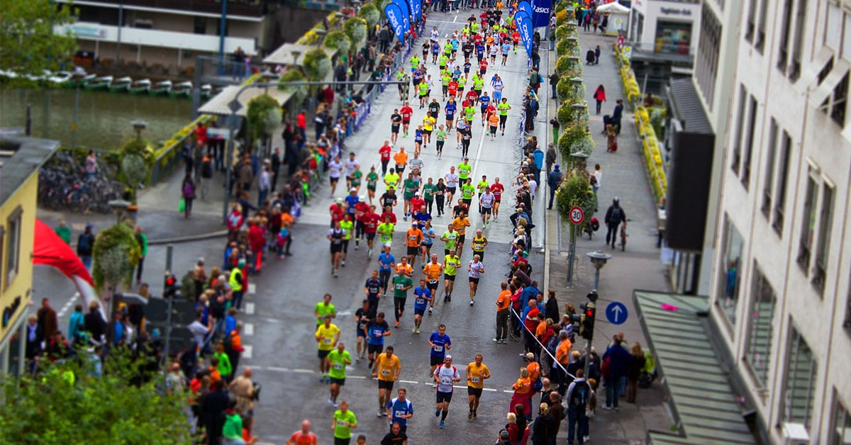 Training for a marathon? Make sure you have these running essentials!