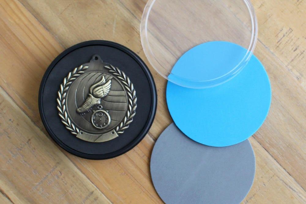military medal shadow box display case
