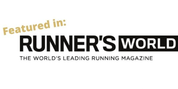 Featured in Runner's World Magazine
