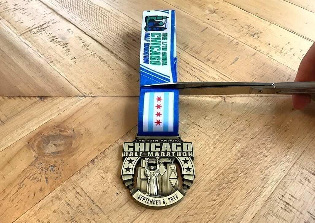 Display Race Medals