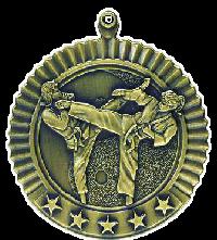 Kids Karate Medal