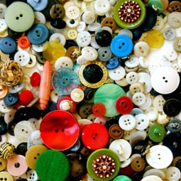 Make Your Own Coaster Supplies Buttons