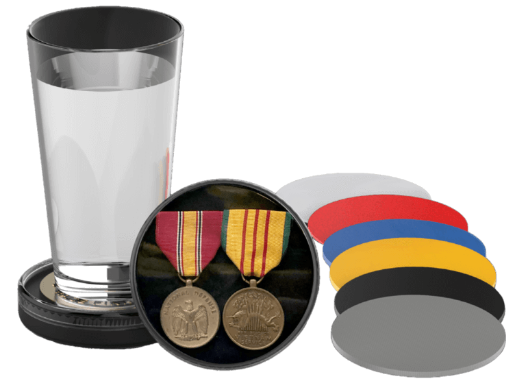 Military Medal Display Case Digital