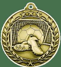 Youth Soccer Medal