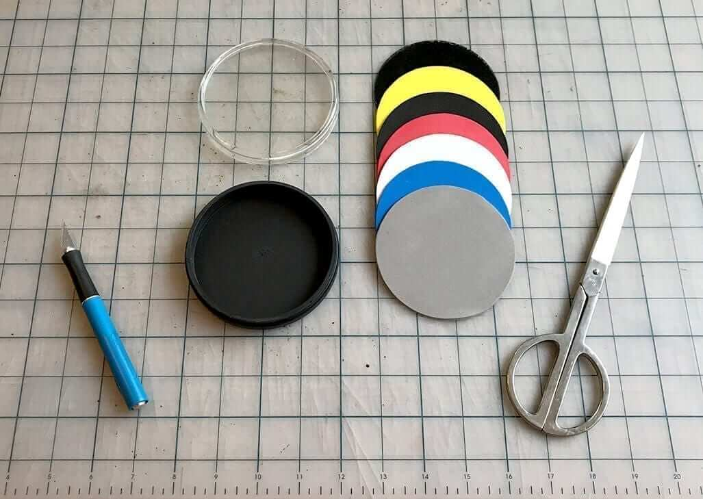 How to Make Photo Coasters Step 1