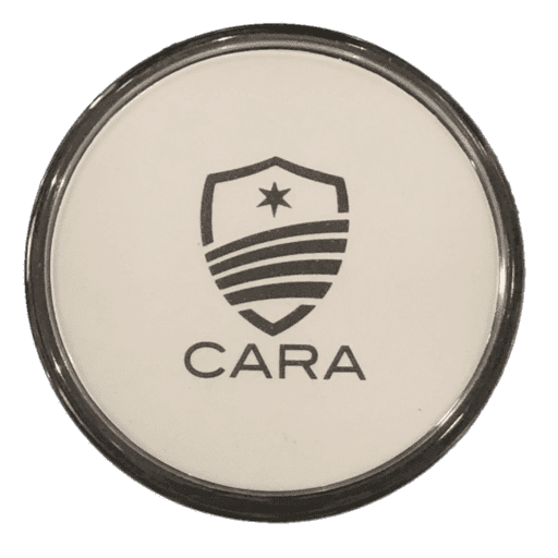CARA Custom Drink Coaster