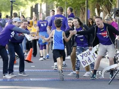 Cheer on Your Runners