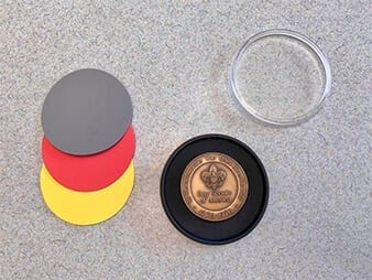 Display Your Challenge Coins Step 2
