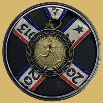 Sports Medal Coasters