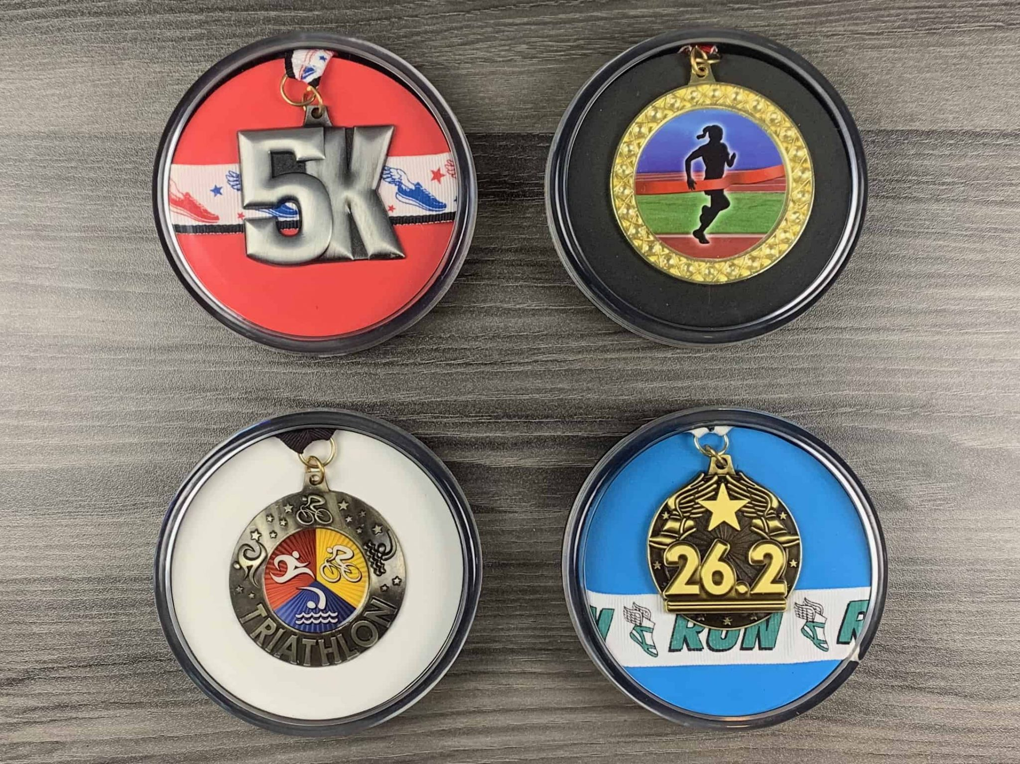 Competition Medal Coasters