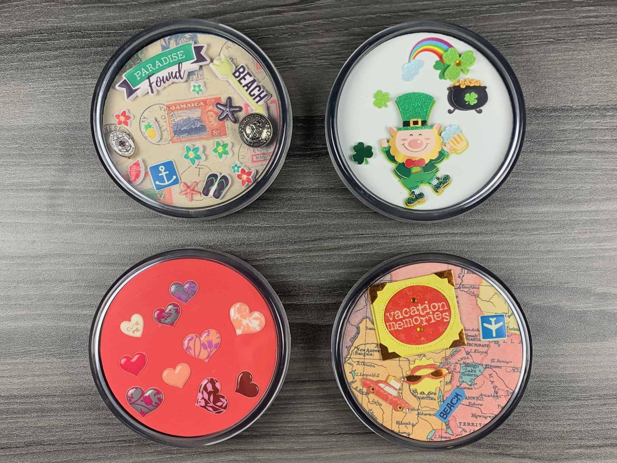 Crafts Coaster
